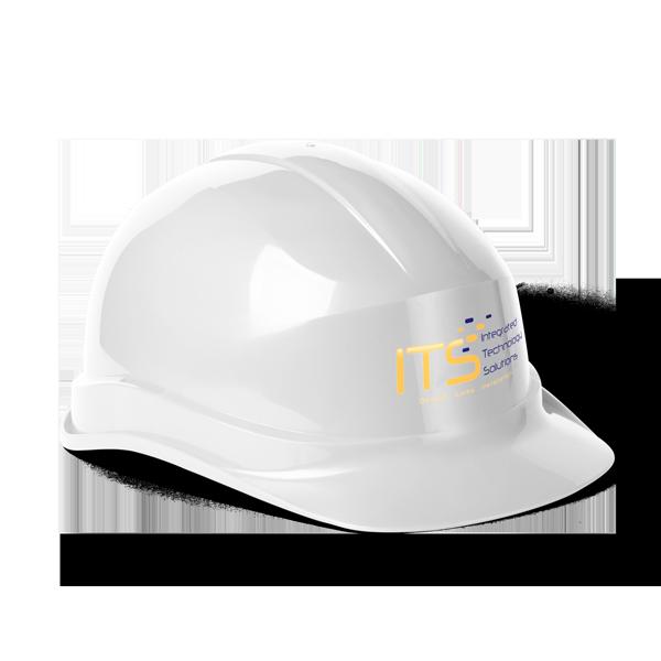 Construction Helmet Mockup ITS